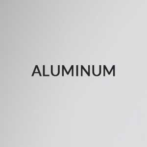 Aluminum Blind Color